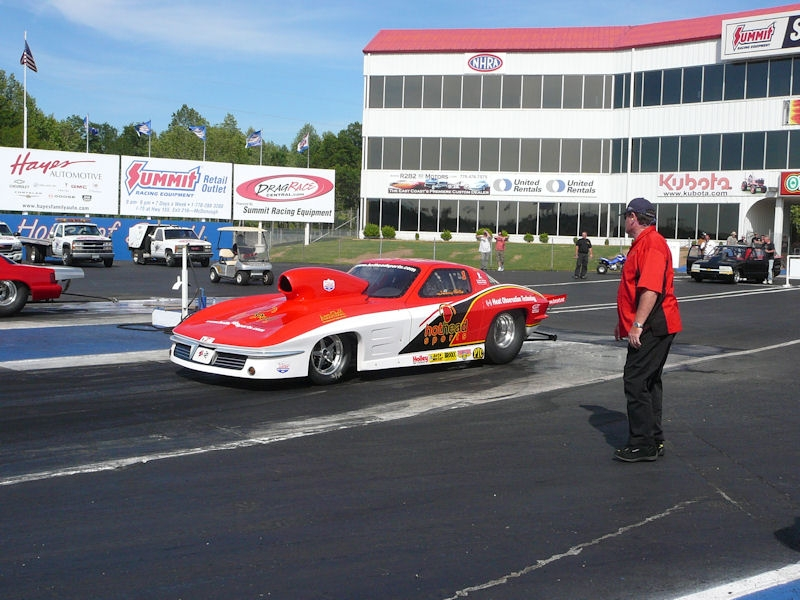 Team 7 Racing Atlanta Dragway 2008